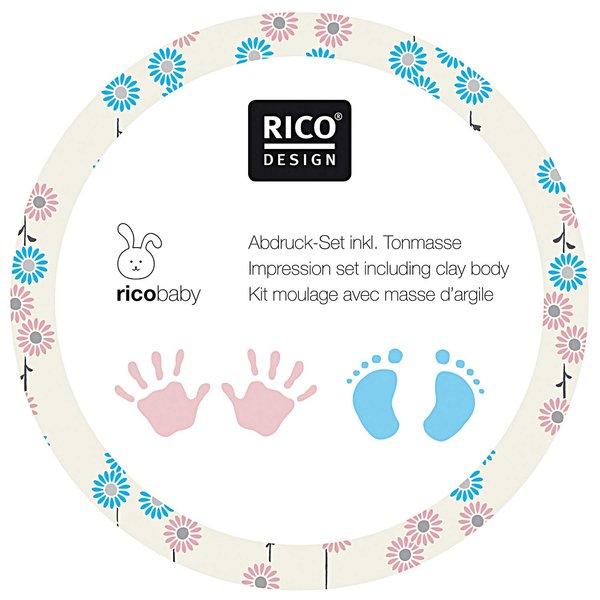 Rico Design Abdruckset Dose Ø=15cm