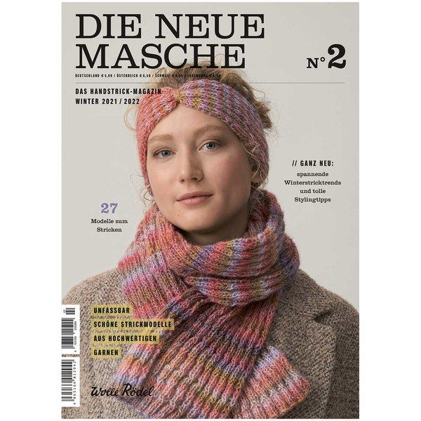 Wolle Rödel Die Neue Masche Nr. 02 Winter