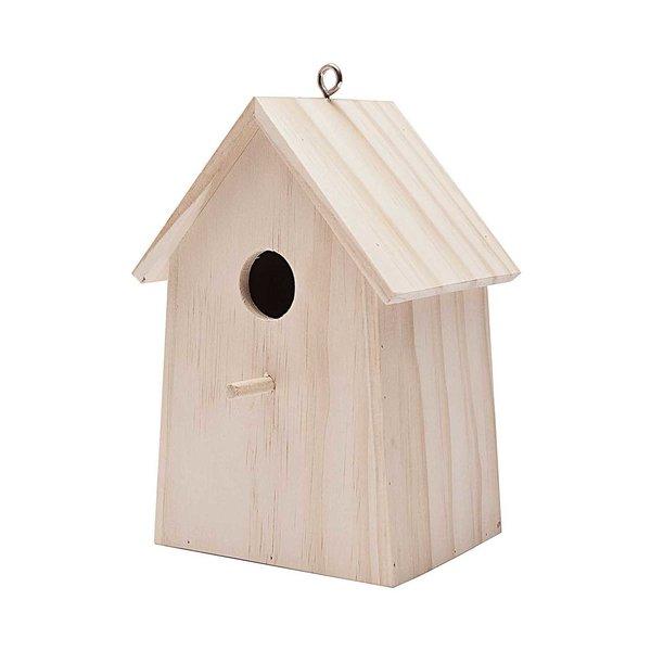 Rico Design Vogelhaus klein 11x17x9,5cm
