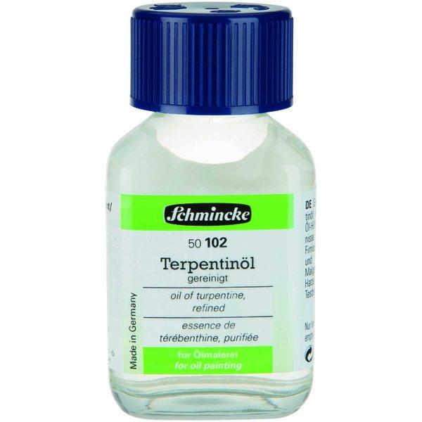 Schmincke Terpentinöl gereinigt 60ml