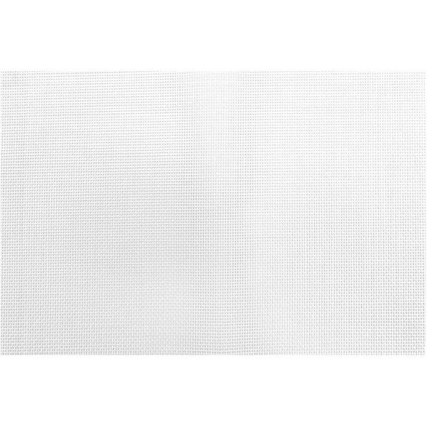Rico Design Plastikstramin weiß 5,7x4,9 Stiche/cm