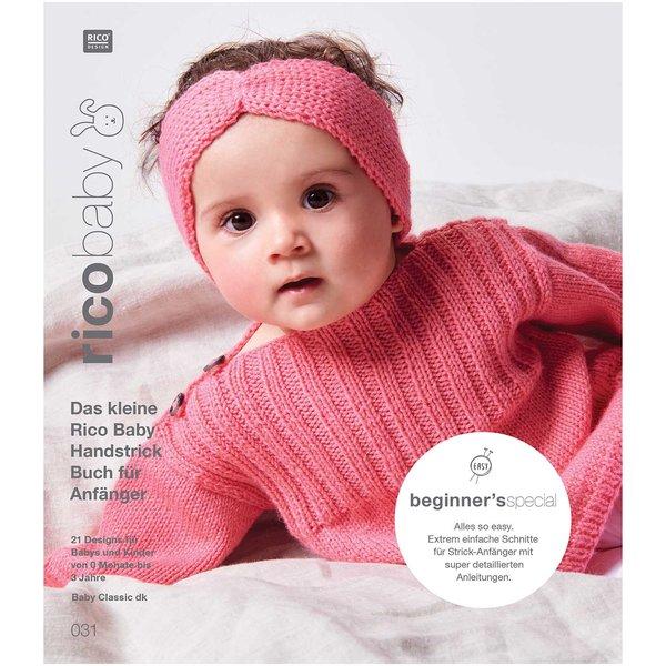 Rico Design Baby Heft Nr.31