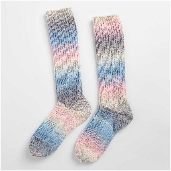 Strickset Socken Modell 04 aus Die Neue Masche Nr. 1