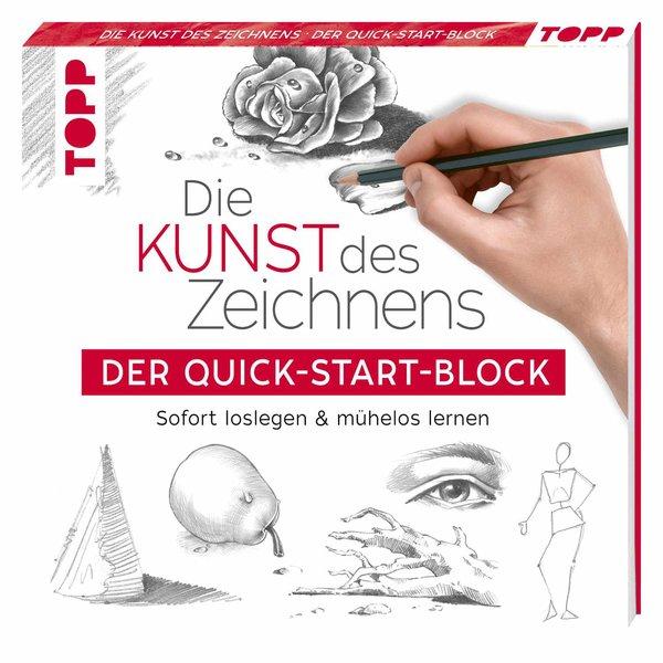 TOPP Die Kunst des zeichnens - Der Quick-Start-Block
