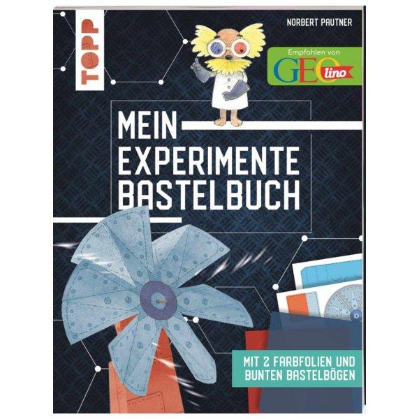 TOPP Mein Experimente-Bastelbuch