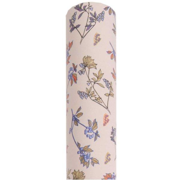 Paper Poetry Geschenkpapier Blumen rosa 70cm 2m