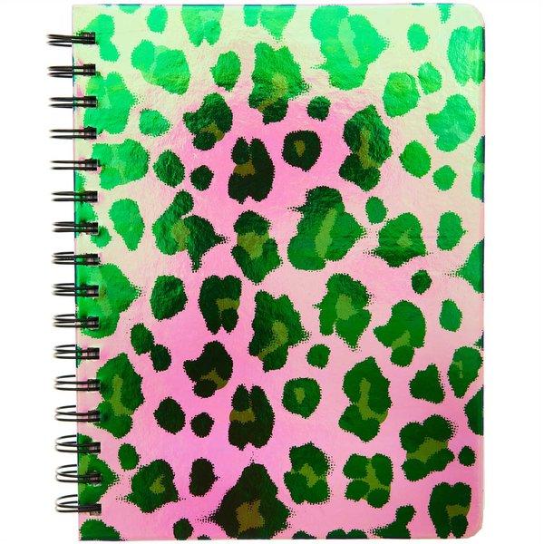 Paper Poetry Bullet Diary Spiralbindung Acid Leo 16,5x21,5cm 96 Blatt