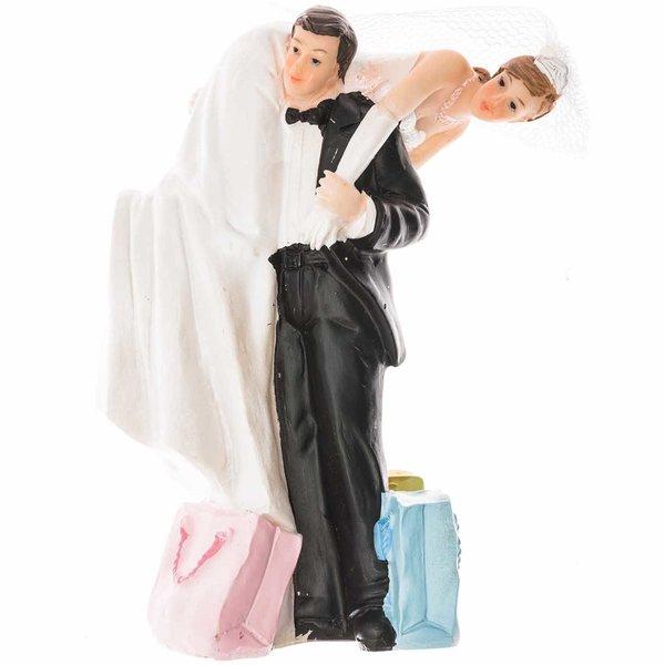 Brautpaar trendig 10,5cm