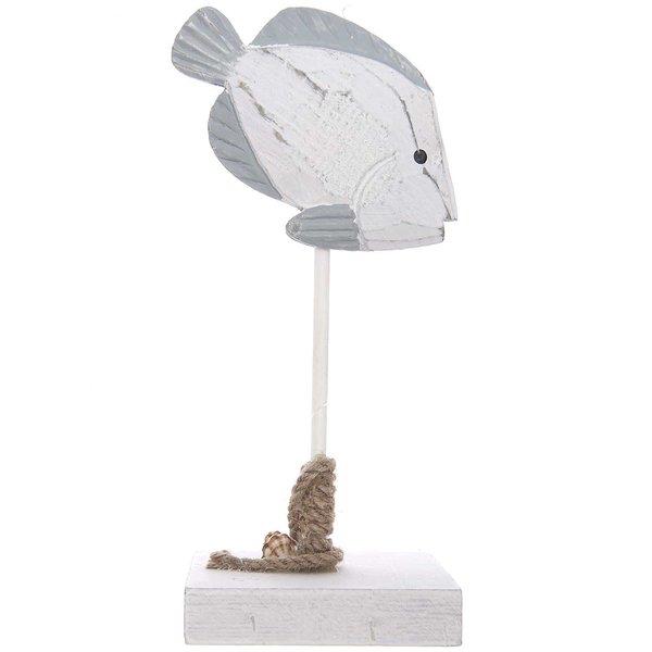 Ohhh! Lovely! Aufsteller Fisch 12,5x7x22,5cm