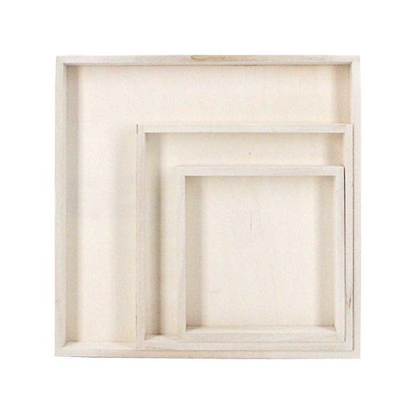 Rico Design Objektrahmen 16,5x16,5cm