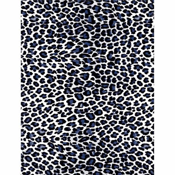 décopatch Papier Leopard sw 3 Bogen