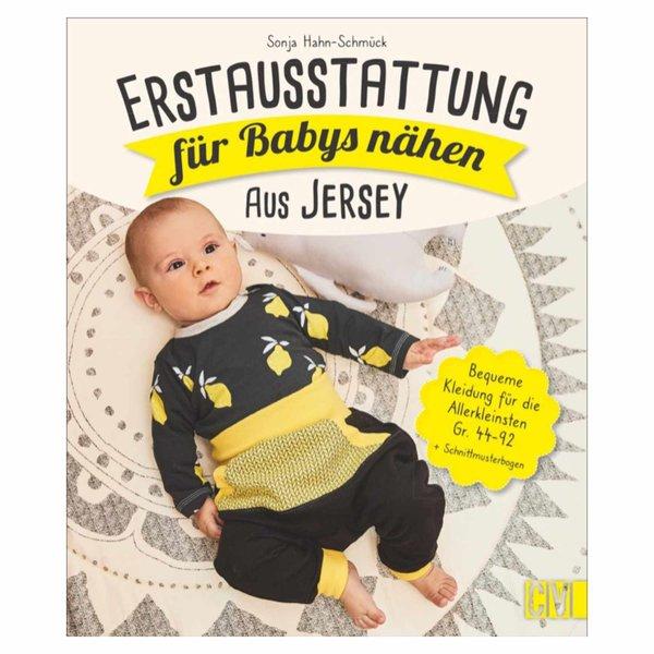 Christophorus Verlag Erstausstattung für Babys nähen - aus Jersey