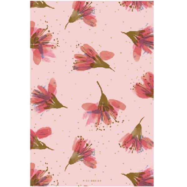 Paper Poetry Notizblock Kirschblüten A5 50 Blatt 100g/m²
