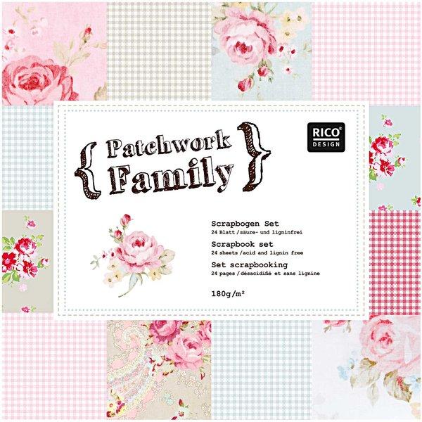 Rico Design Scrapbookingset Nr.2 12x2 Designs 180g/m²