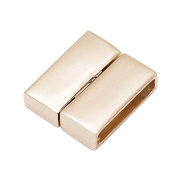 Rico Design Magnetverschluss roségold 23,4x20mm