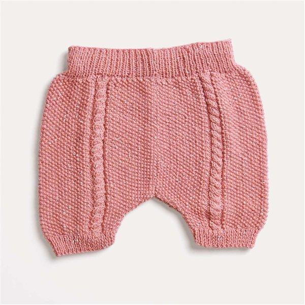 Strickset Hose Modell 16 aus Baby Nr. 32