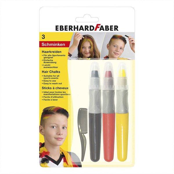Eberhard Faber Haarkreide Set Deutschland 73g
