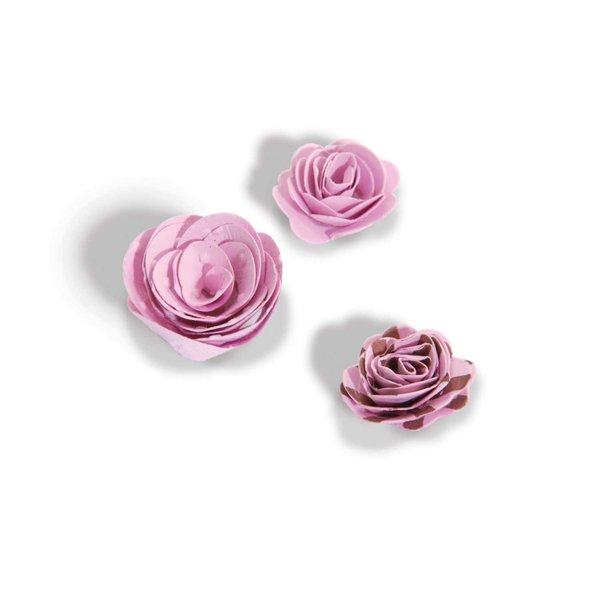 Sizzix Bigz Die 3D Flowers Stanzschablone