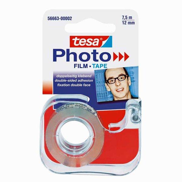 tesa Photo Film mit Abroller 12mm 7,5m