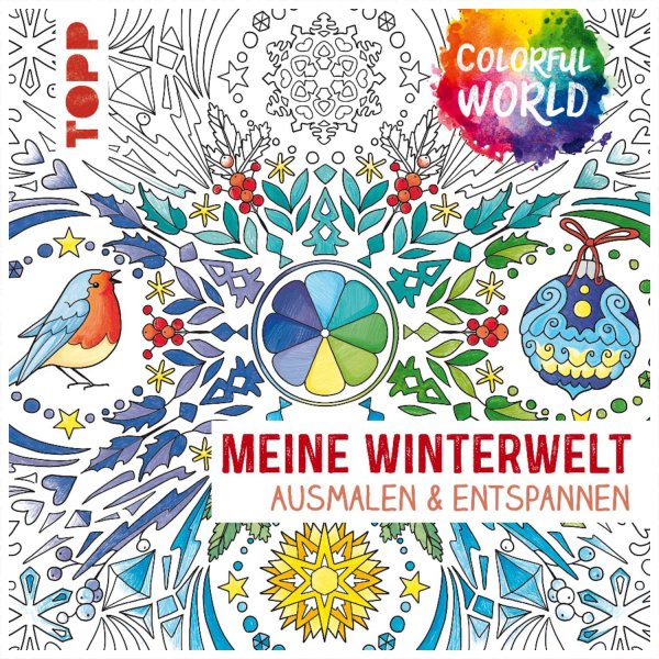 TOPP Colorful World - Meine Winterwelt