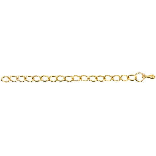 Jewellery Made by Me Verlängerungskette gold 60mm