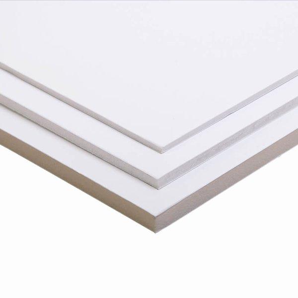 ColArt Foamboard weiß selbstklebend 50x70cm 5mm