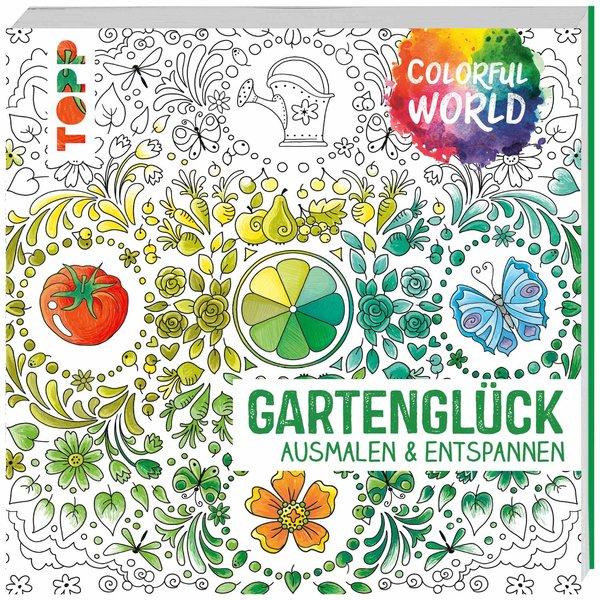 TOPP Colorful World - Gartenglück
