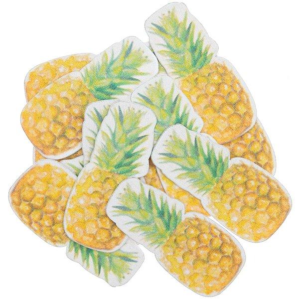 Streu Ananas 5,5cm 12 Stück