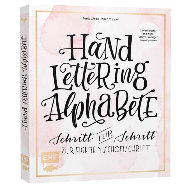 EMF Hand Lettering Alphabete