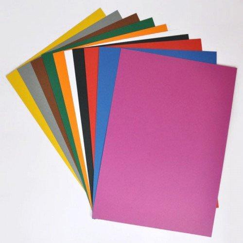 MARPA JANSEN Tonpapier mehrfarbig DIN A4 100 Blatt