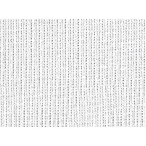 Rico Design Stramin Baumwolle weiß 2-fädig 60cm
