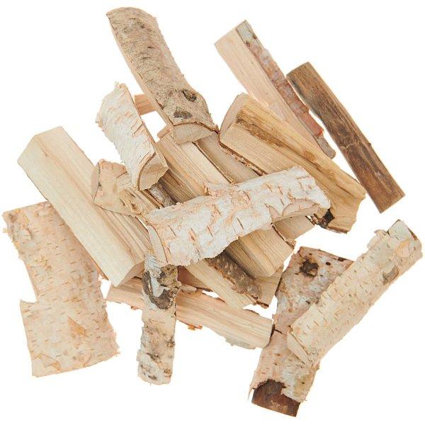 Ohhh! Lovely! Holzspalten natur 180g