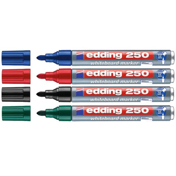 edding 250 Whiteboard Marker 1,5-3mm