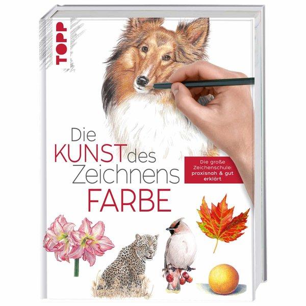 TOPP Die Kunst des Zeichnens Farbe