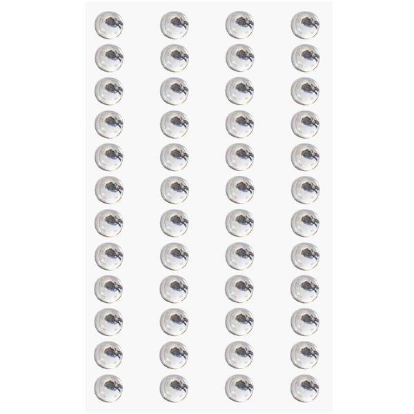 Paper Poetry Tropfen-Sticker crystal 7mm