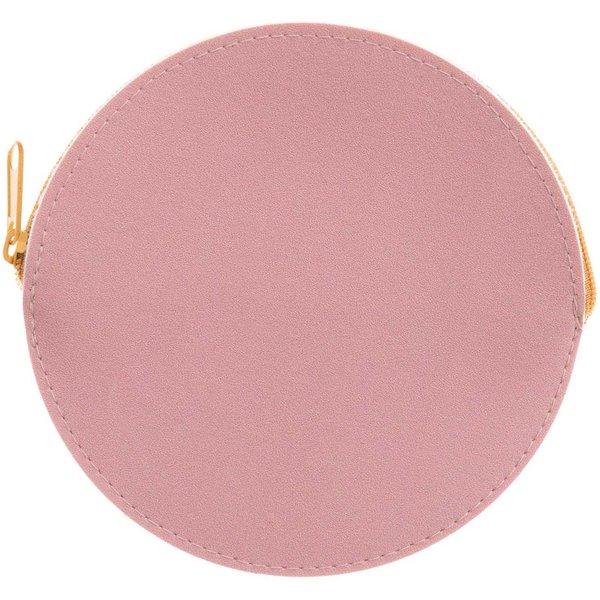 Paper Poetry Geldbeutel rund rosa 11,5cm