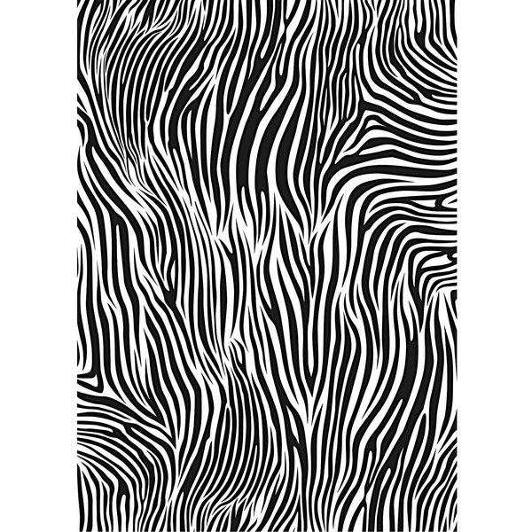 Rico Design Paper Patch Papier Zebra 30x42cm