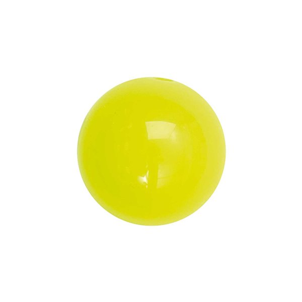 Rico Design Acrylkugel gelb 17mm
