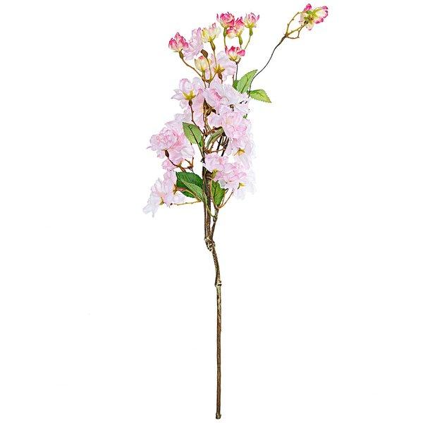 Kirschblütenzweig rosa 54cm