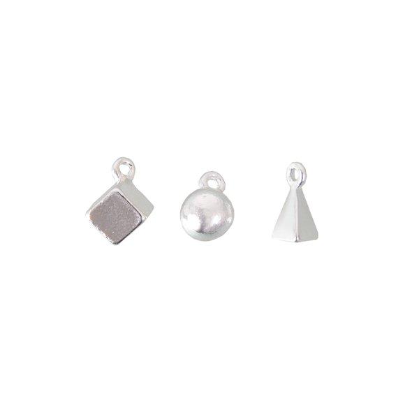 Jewellery Made by Me Anhänger Mix3 3 Stück