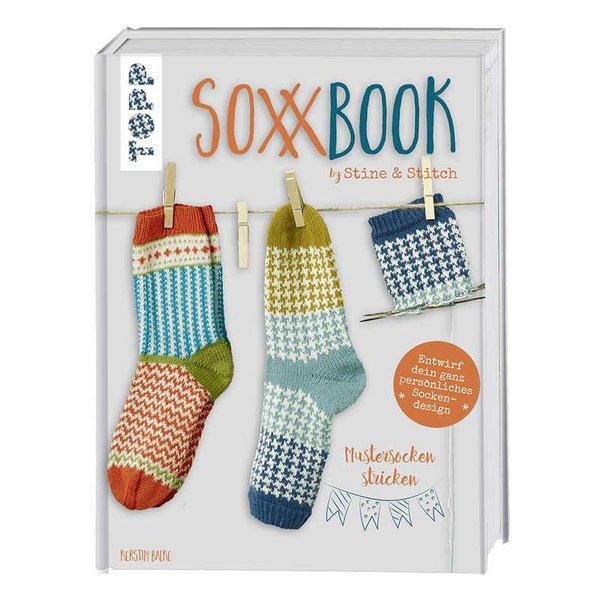 TOPP SoxxBook by Stine & Stitch