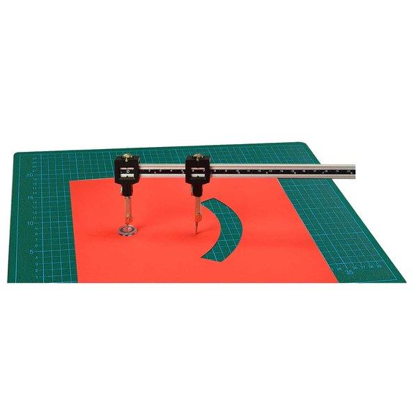 RUMOLD Stangenzirkel/Kreisschneider bis 660mm