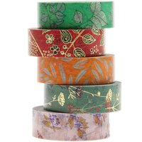 Paper Poetry Tape Set Funny Fall 5teilig
