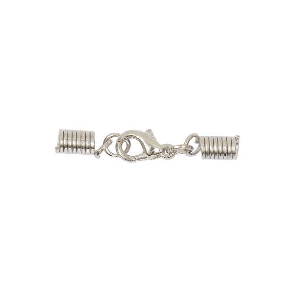Jewellery Made by Me Spiralverschluss silber 4mm
