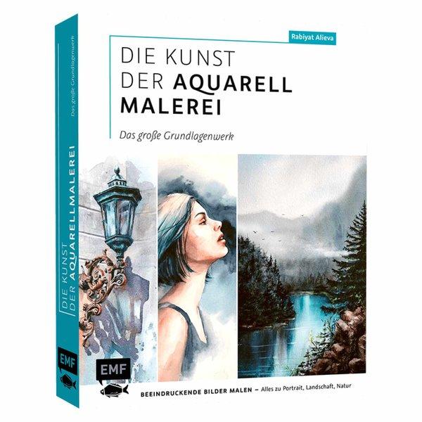 EMF Die Kunst der Aquarellmalerei: Das große Grundlagenwerk