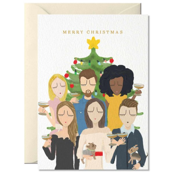 Nelly Castro Christmas Party 10,5x14,8cm