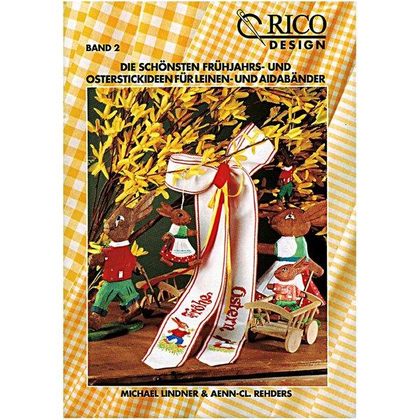 Rico Design Frühjahrs- und Osterstickereien Nr.2