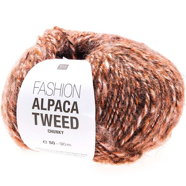 Rico Design Fashion Alpaca Tweed chunky 50g 90m