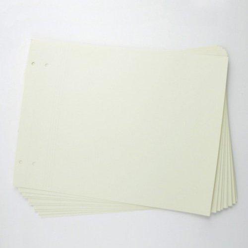 goldbuch Fotokarton für Schraubalben creme29x24cm 10 Blatt