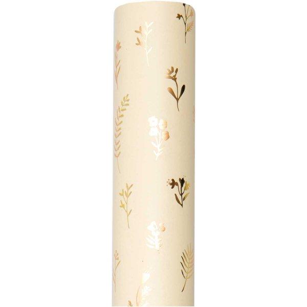 Paper Poetry Geschenkpapier Bunny Hop Streublumen 70cm 2m Hot Foil